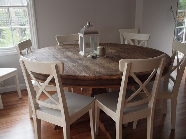 Round Kitchen Tables