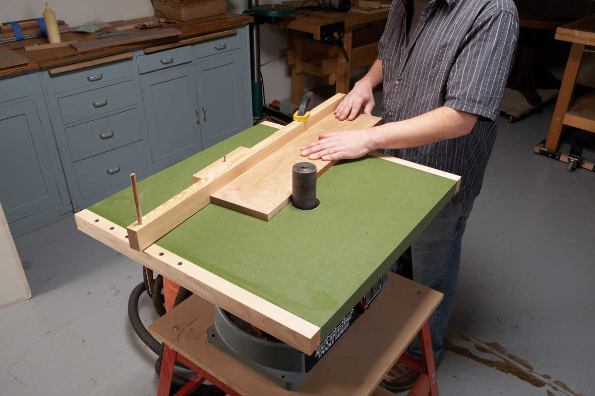 Spindle Sander Extras | Popular Woodworking Magazine