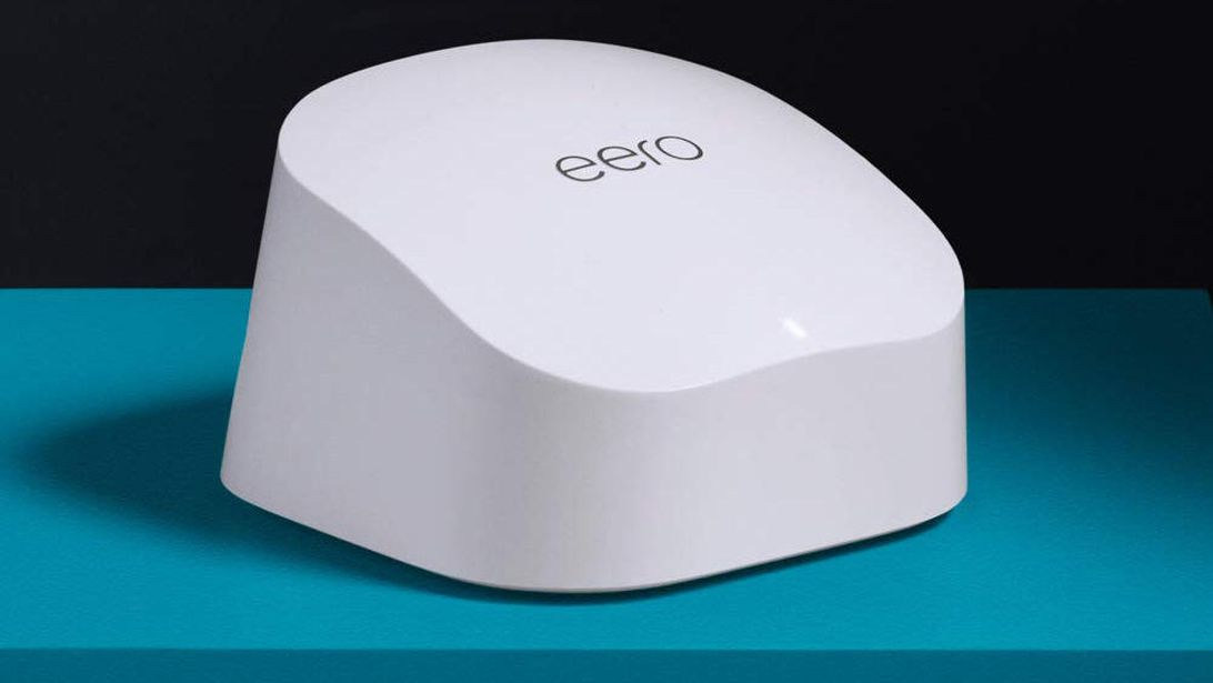 Hands-on with Eero Pro 6: Amazon's new high-end Wi-Fi 6 mesh router shows promise