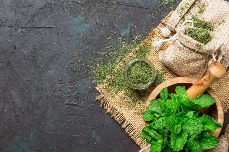 12 Herbs for Upset Stomach and Other Digestive Issues