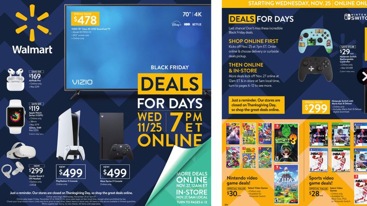 Best Black Friday 2020 ad scans: Walmart, Best Buy, Target, Home Depot, Kohl's, Sam's Club and more