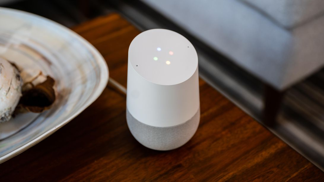 The original Google Home smart speaker is on sale for $35