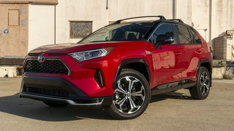 2021 Toyota RAV4 Prime review: Primed for success
