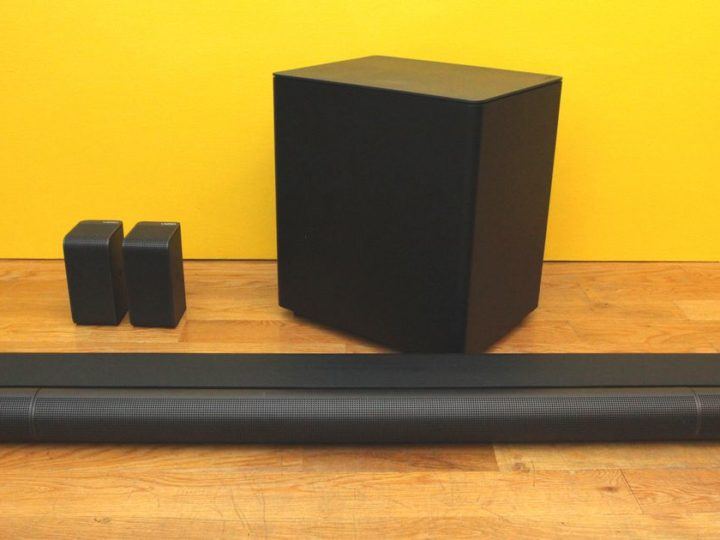 Vizio Elevate soundbar review: This Dolby Atmos speaker could start a revolution