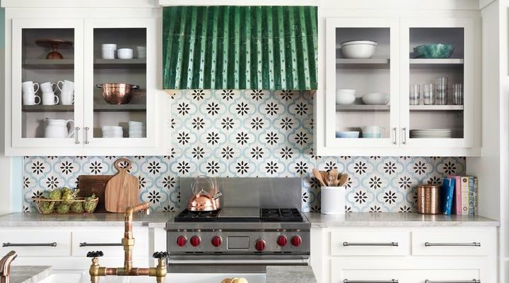 20 Chic Kitchen Backsplash Ideas