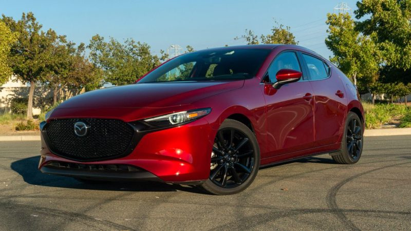2021 Mazda3 Hatchback review: Stylish and fun, no turbo required