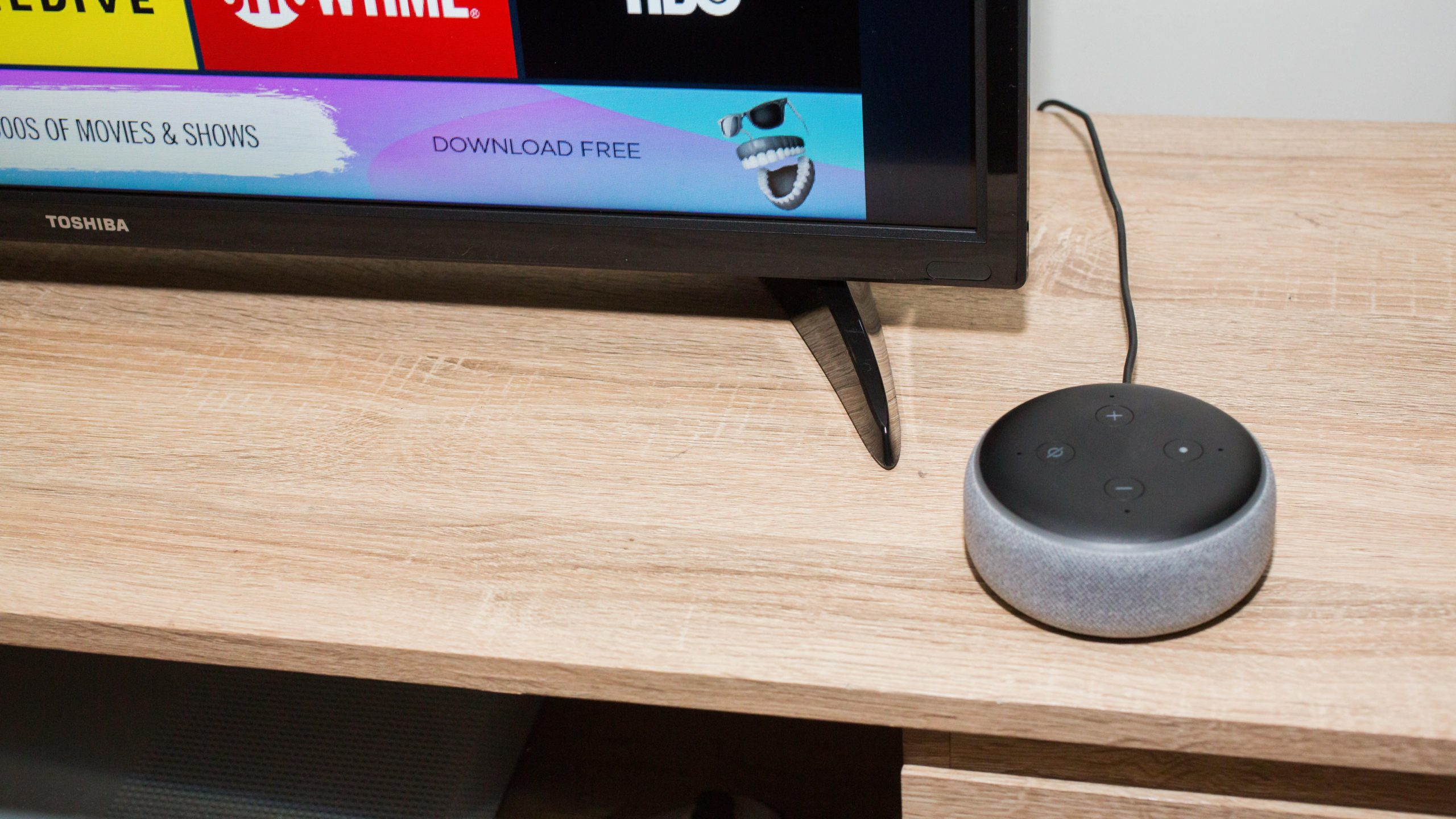 Turn your Fire TV into a larger Amazon Echo Show. Here's how