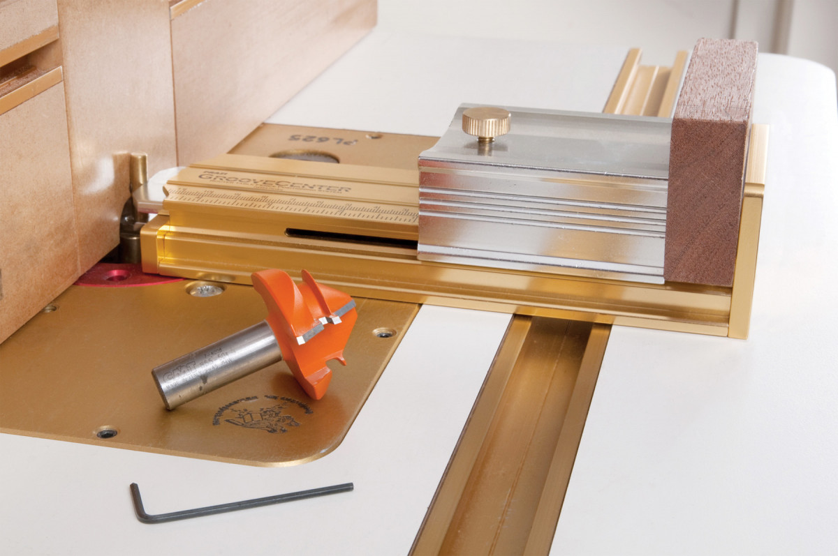 Lock Miter Setup Jig | Popular Woodworking Magazine