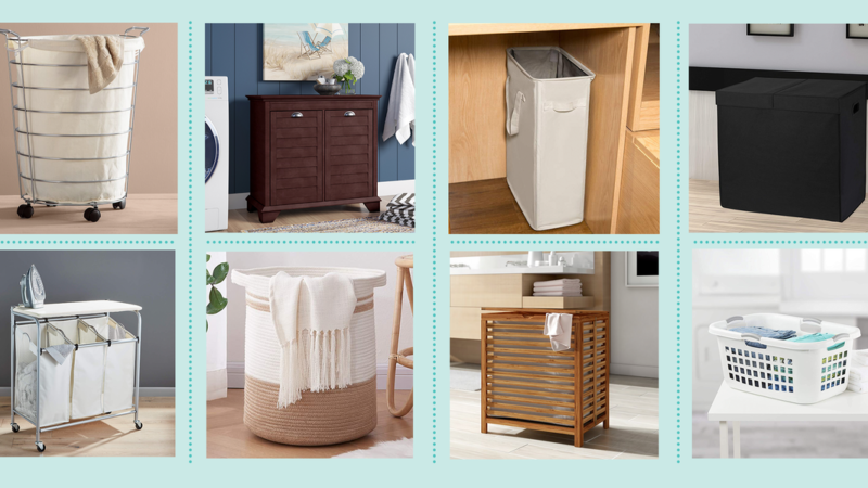 12 Best Laundry Hampers and Baskets 2021