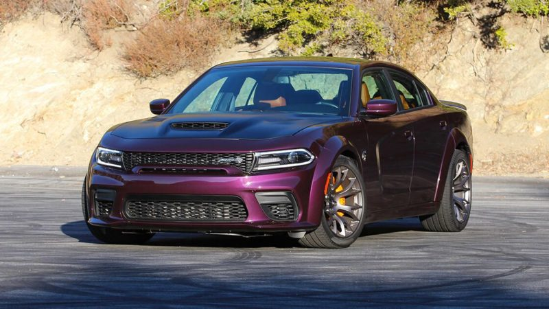 2021 Dodge Charger Redeye review: When in doubt, power out