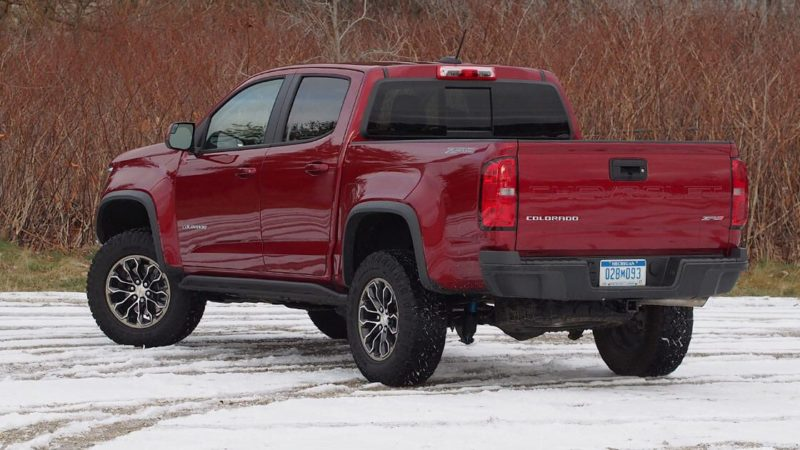 2021 Chevy Colorado ZR2 review: A rough-and-tumble midsize truck