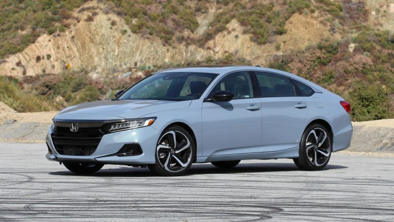 2021 Honda Accord review: As good as it's ever been