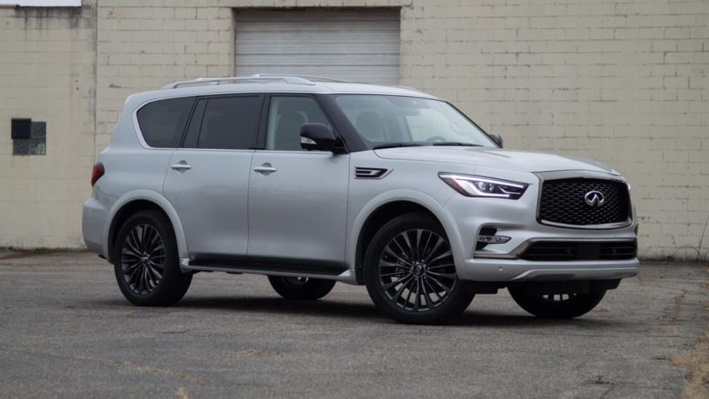 2021 Infiniti QX80 review: All that glitters is not gold