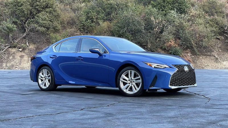 2021 Lexus IS 300 review: Still so close to greatness