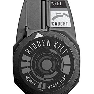 Pack of 4 Hidden Kill Mouse Traps