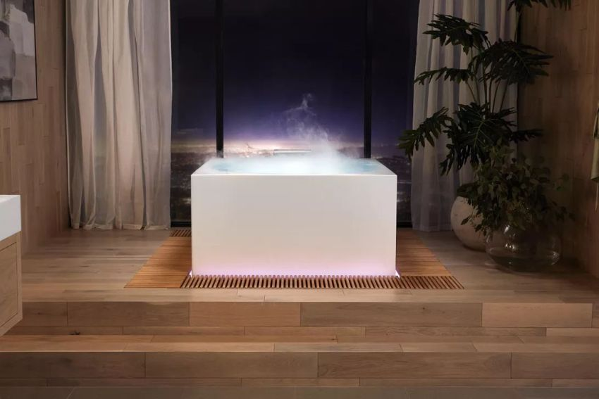 Kohler introduces new smart bathroom products at CES 2021
