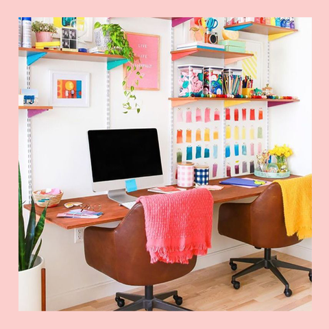 brilliant home office ideas to boost your creativity