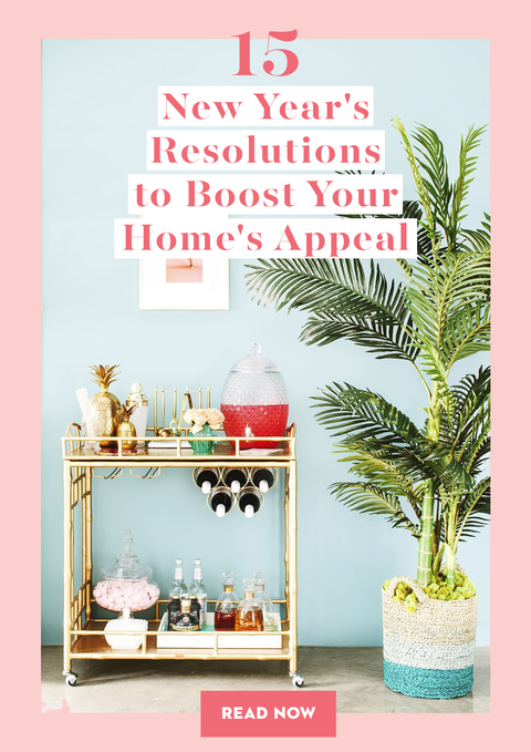 rethink your home in the new year
