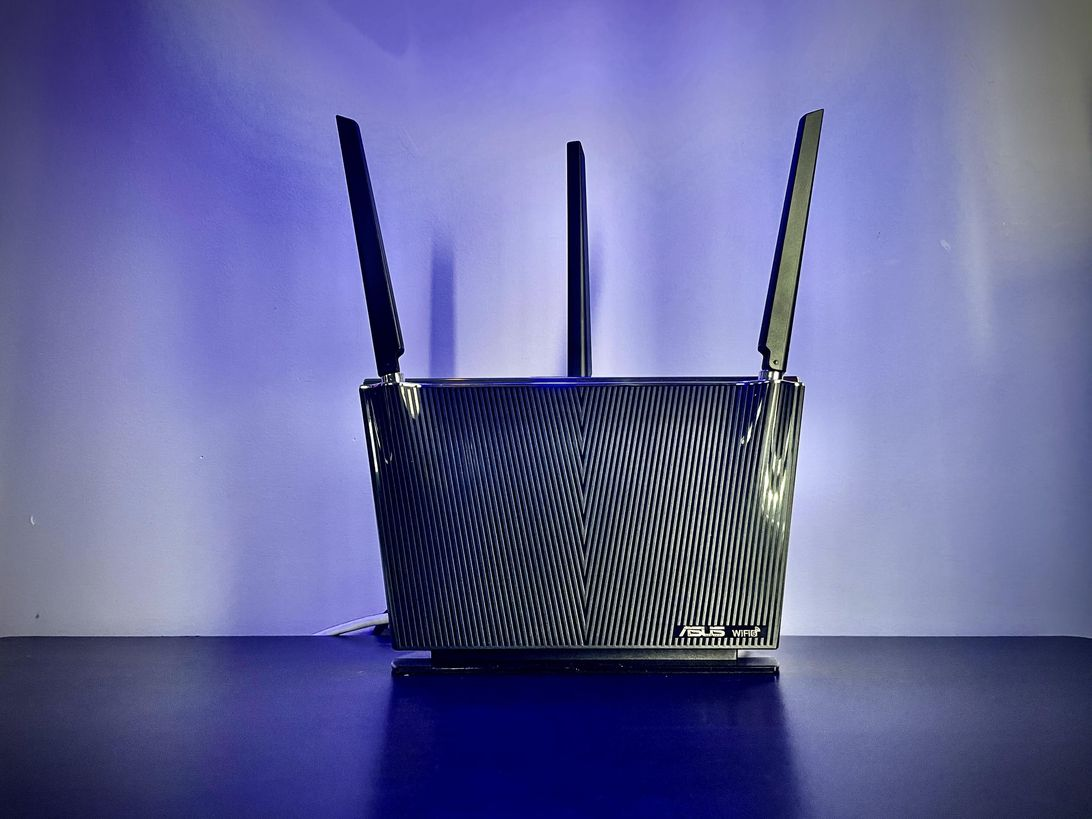 New Asus Wi-Fi 6 router offers a VPN connection to home when you're on public Wi-Fi