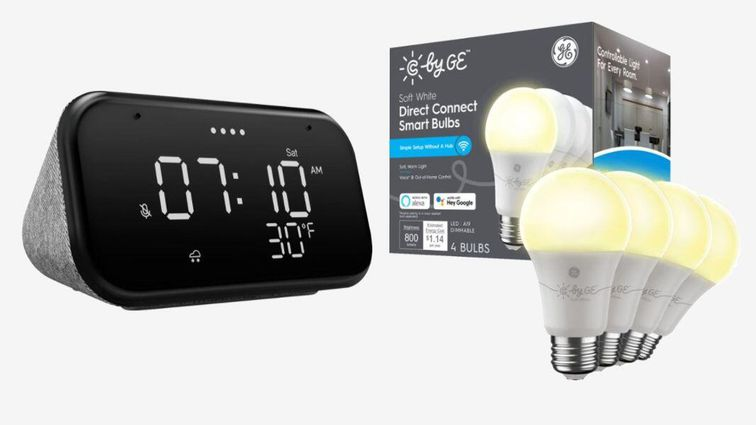 Today's top deals: Lenovo Smart Clock and 4 smart bulbs for $30, Battlefield 1 for under $1, more