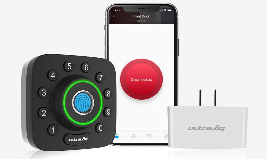 Secure your door with the top-rated Ultraloq U-Bolt Pro smart lock for $144 (save $55)