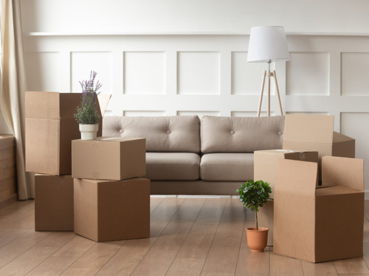Tips for Moving from a House to an Apartment