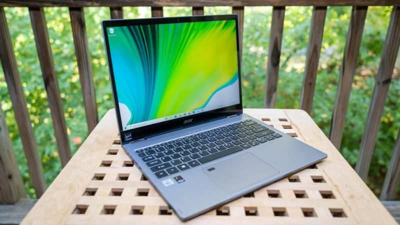Acer Spin 5 (2020) review: A 2-in-1 that competes with the best of them