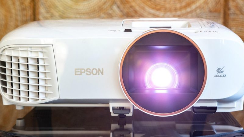 Epson Home Cinema 2250 projector review: Go big and go bright at home