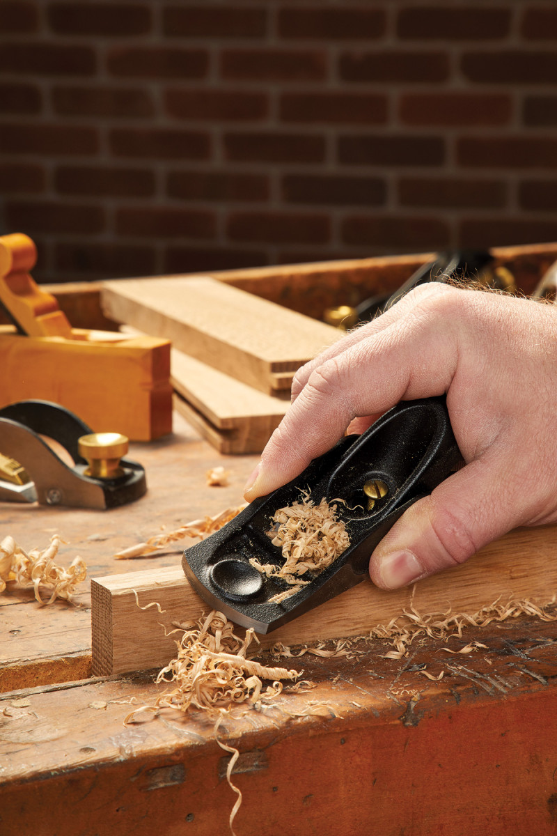 Block Plane Basics | Popular Woodworking Magazine