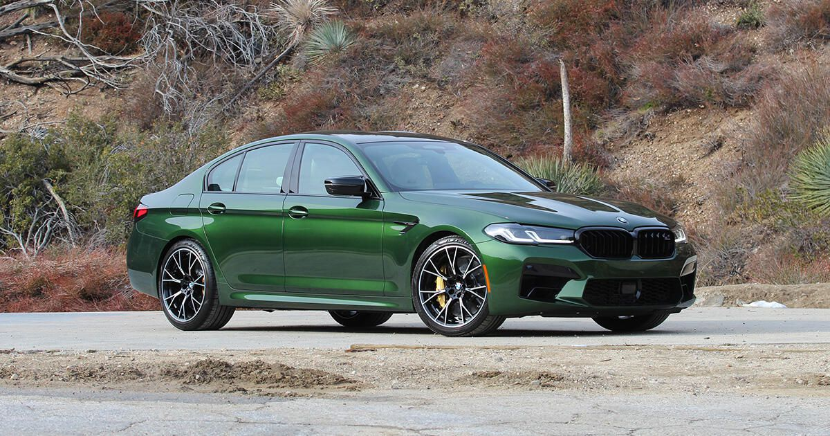 2021 BMW M5 review: Ahh, that's better