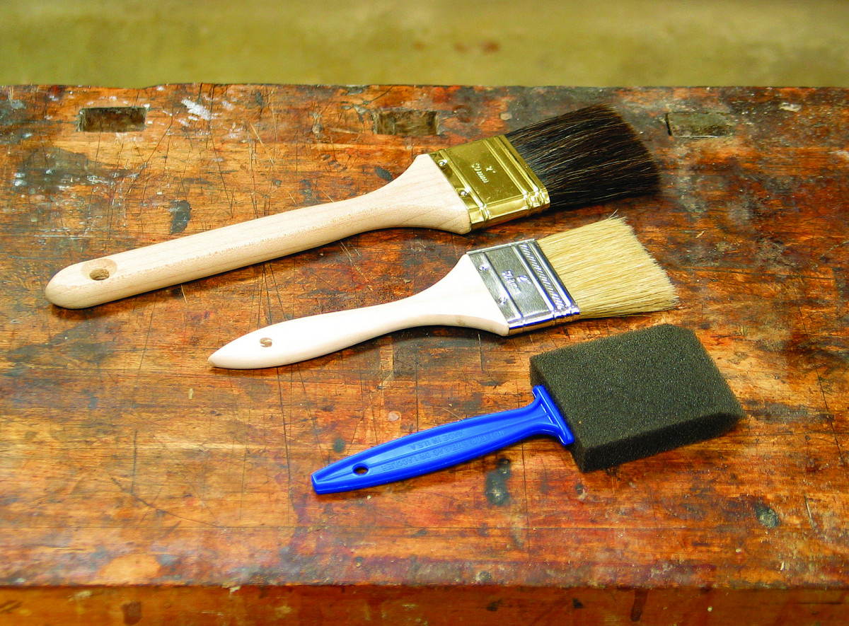 How to Brush a Finish