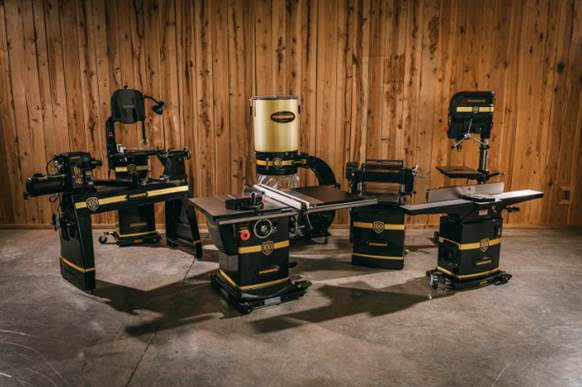 Powermatic Celebrates 100 Years With Commemorative Tool Line