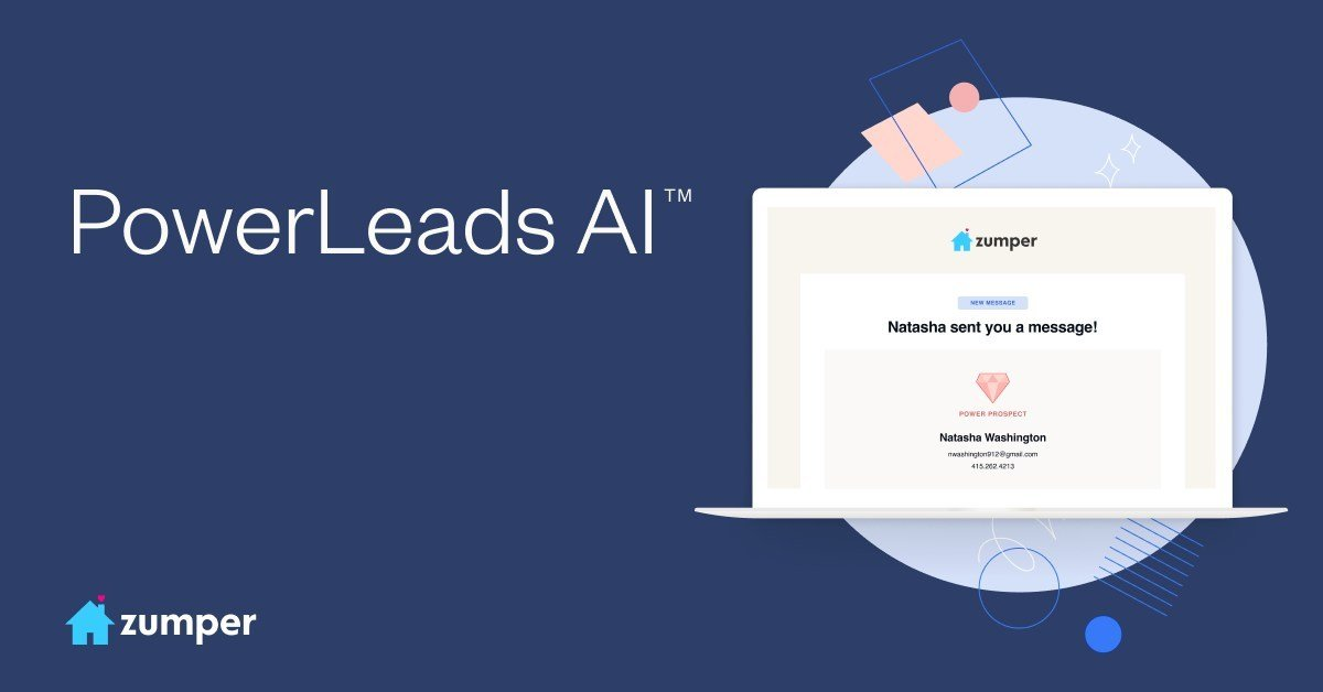Zumper is the first to bring AI to apartment rental leads