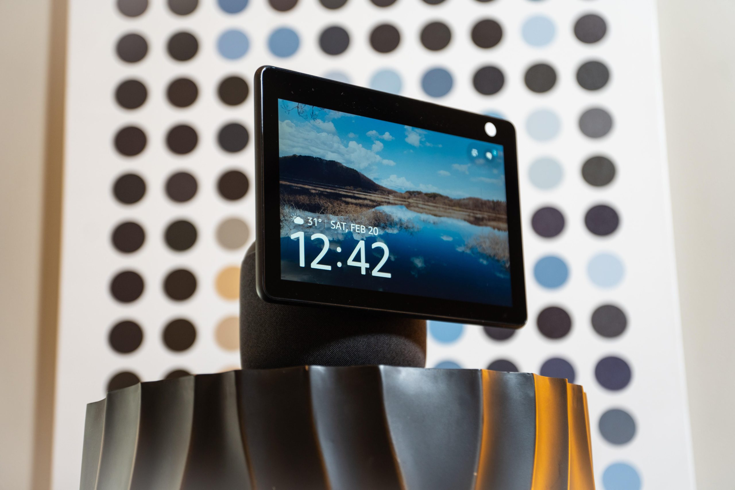 How to set up your Echo Show 10