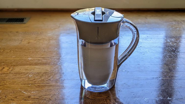 Brita vs. ZeroWater: Two water filter pitcher systems compared