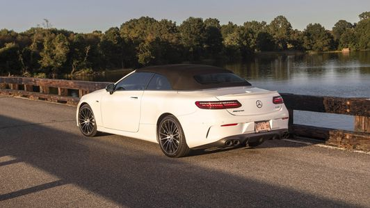Mercedes-AMG E53 Cabriolet from 2021