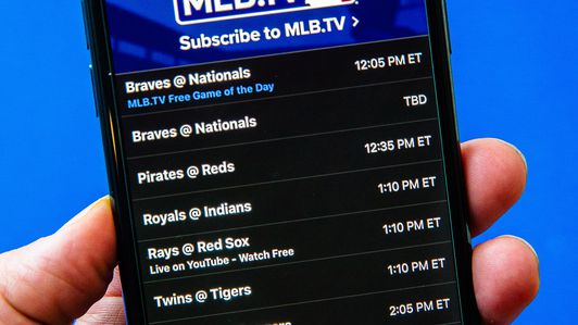 MLB TV streaming app