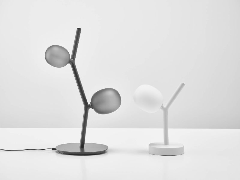 BROKIS launches its new battery-powered Ivy table lamp