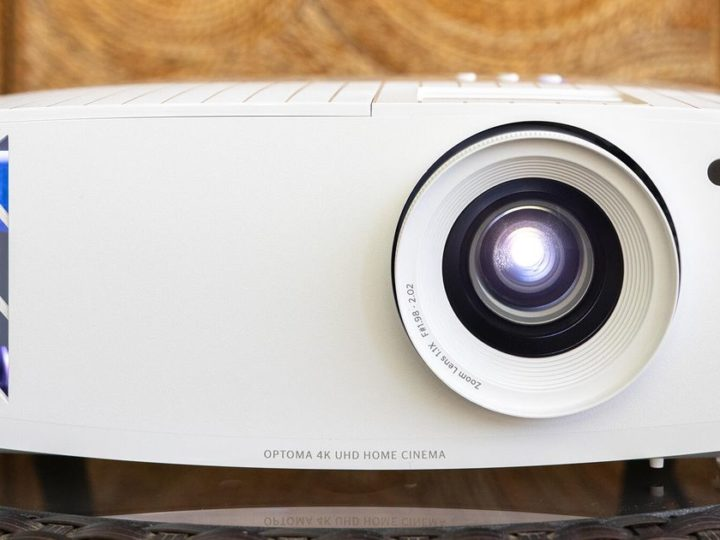 Optoma UHD35 projector review: Fabulous 4K picture for the price