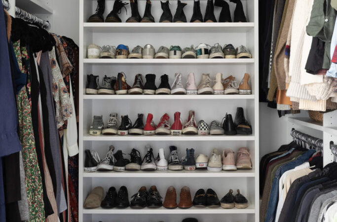 Amber's Home Closet Reveal | All Sorts Of