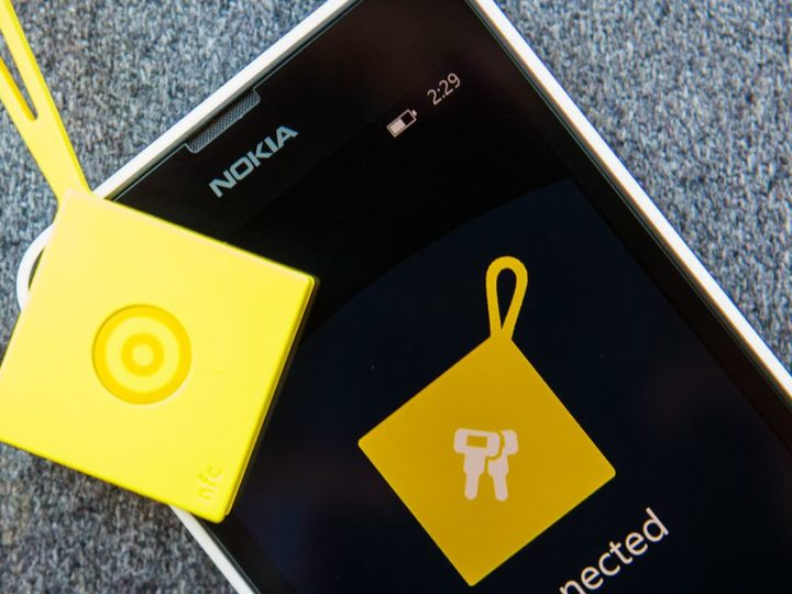 Nokia Treasure Tag review: Oversize, but keeps a handle on your hoard
