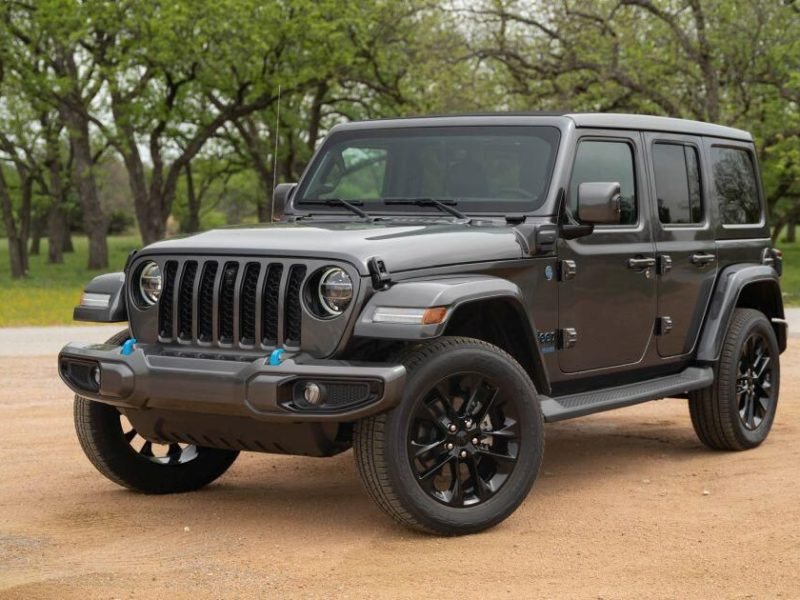 2021 Jeep Wrangler 4xe first drive review: Not a great hybrid, but an awesome Jeep