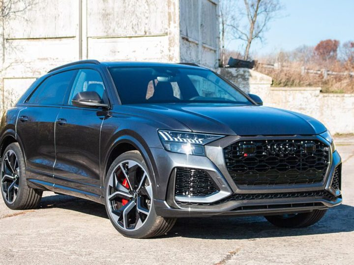 2021 Audi RS Q8 review: Supercar fun for the whole family