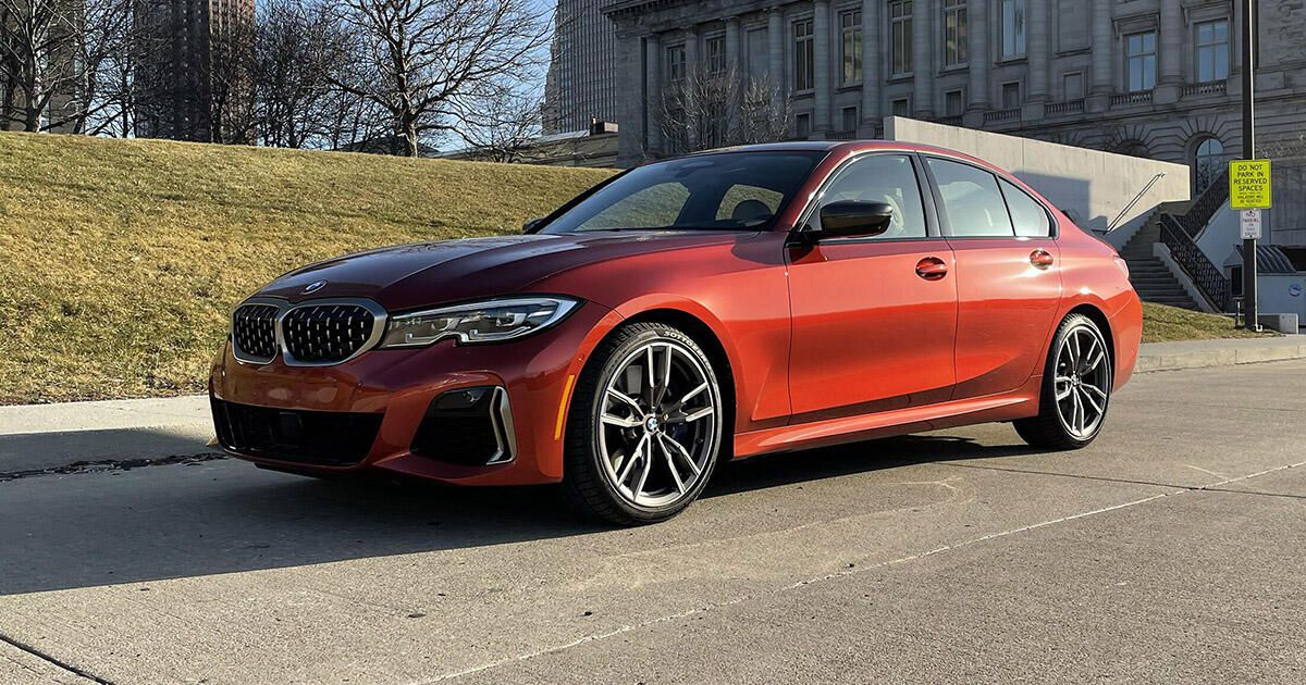 2021 BMW M340i review: A just-right sport sedan