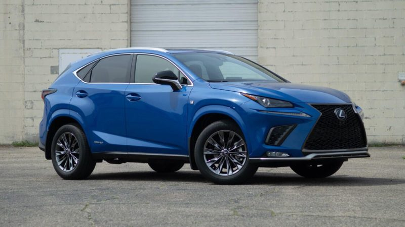 2021 Lexus NX 300h review: Nothing you haven't seen before