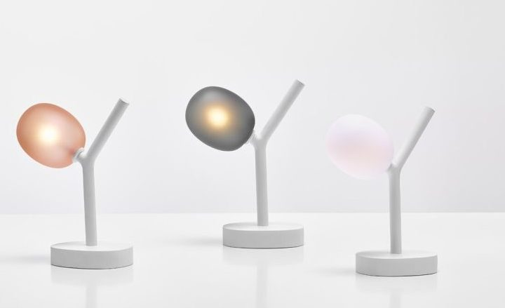 BROKIS Launches its New Ivy Table Battery Lamps