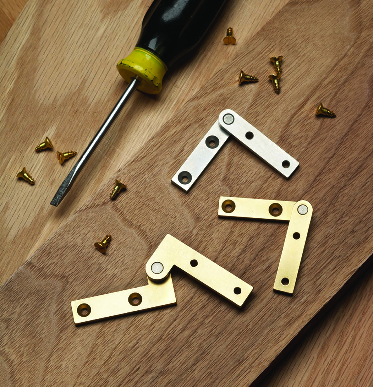 Lee Valley Knife Hinges | Popular Woodworking Magazine