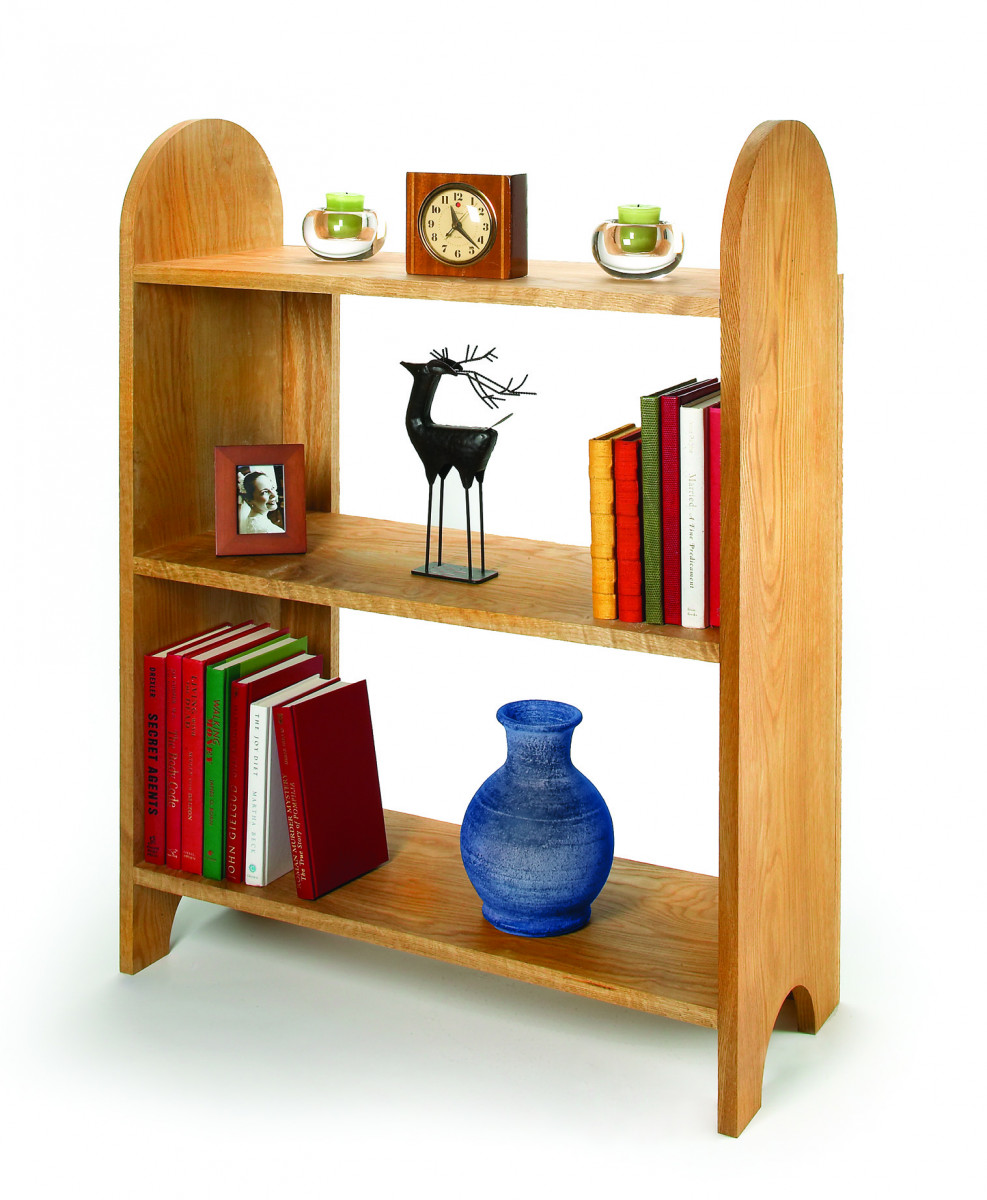 Simple Shaker Shelves | Popular Woodworking Magazine