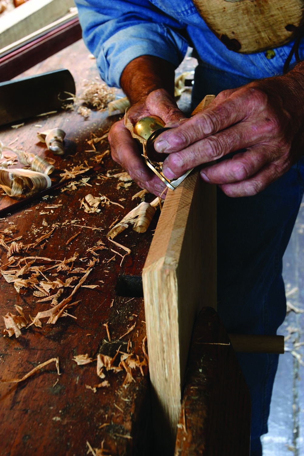 Too Delicate a Touch | Popular Woodworking Magazine