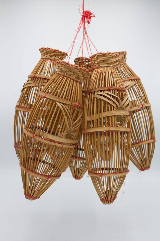 How to Make a Basket Fish Trap